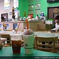 LA China Town 裡的天仁茗茶