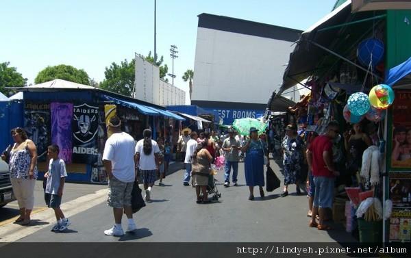 LA 的Swap Meet 跳蚤市場