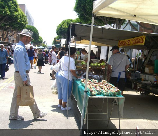 Farmers' Market  of Santa Monica