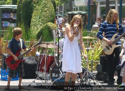 Santa Monica 的家庭樂團