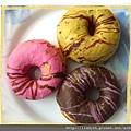 加樂福的甜甜圈
