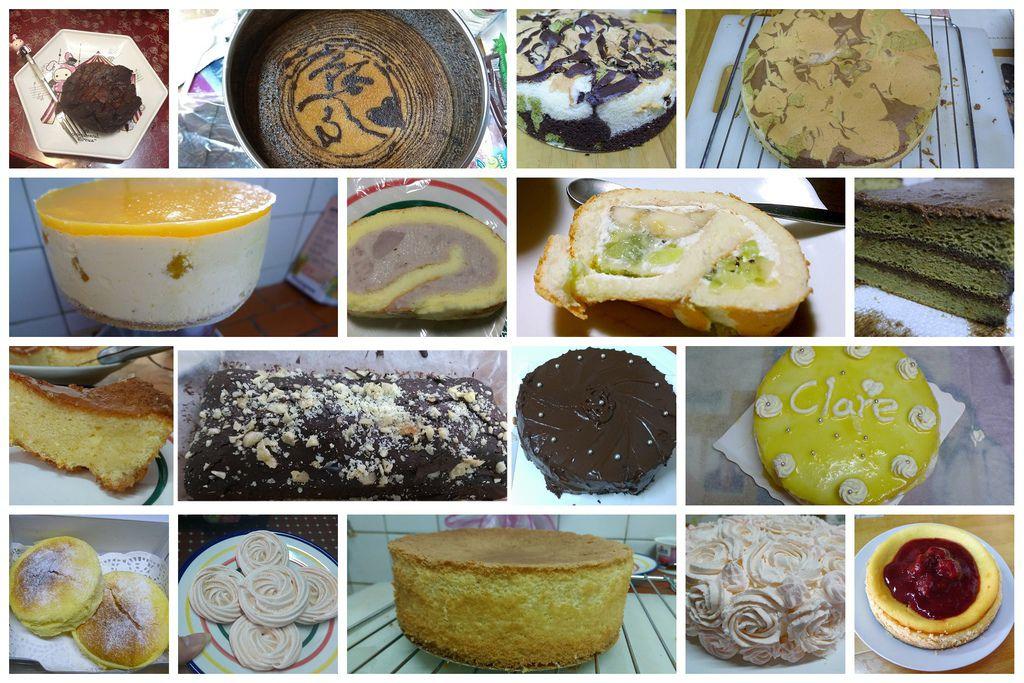 2015蛋糕進程