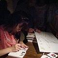 簽名版清晰照,小白當然也買了乾嬰屍。