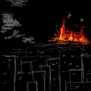 遠方的火焰