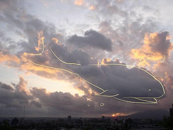 天空的鯨魚-解答篇