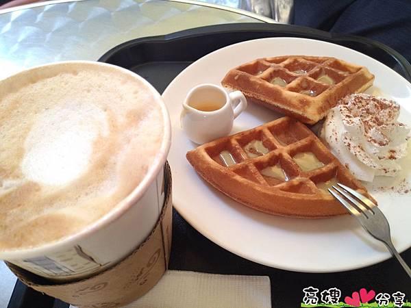 喝了會幸福的...幸福咖啡