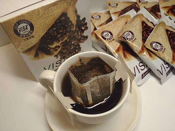濾泡掛耳式咖啡