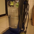 年終大掃除的好幫手,乾濕兩用 地板清潔機