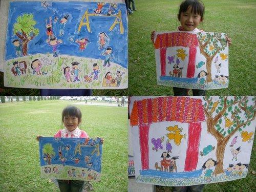 ↑2009.03 高雄縣兒童節寫生比賽