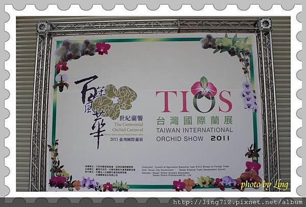 2011國際蘭花展