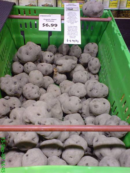 maori potato
