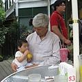 IMG_7929-香草咖啡館 恩筌筌飲用柳橙汁.JPG