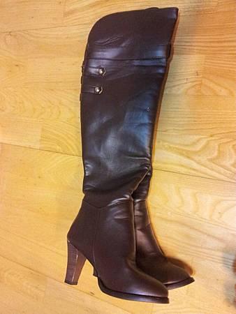 贈送-膝上靴(34號)