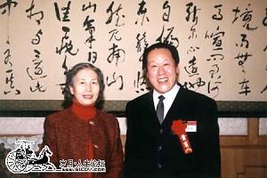 張玉鳳與她的兒子.bmp