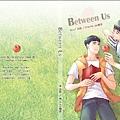 越界  Between Us:封面編排