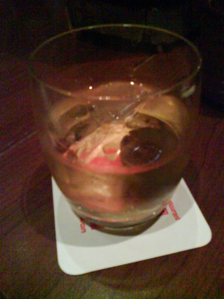 我點的梅酒~好喝!!!