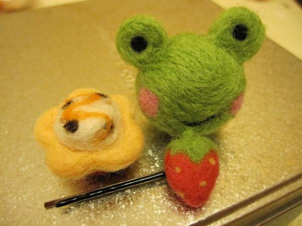 小青蛙修改之後可愛多了XD
