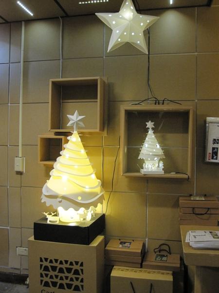 聖誕樹很可愛吧