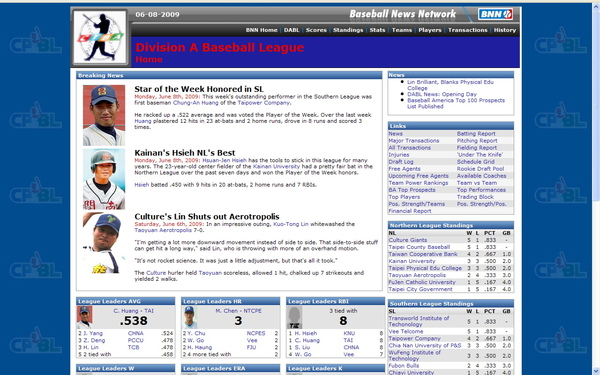 TPBL 2009 mod (for OOTP 10) b