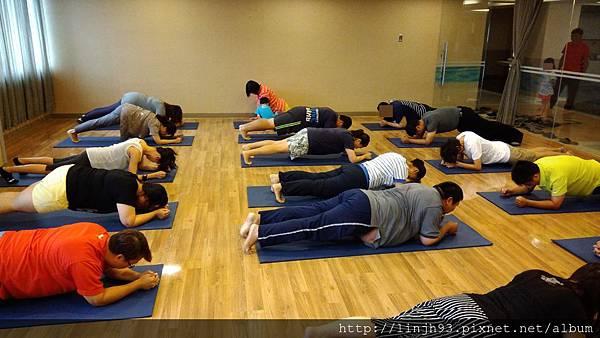 核心肌運動實做