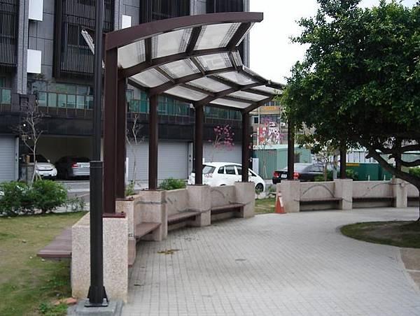 浩成工程行-造型遮雨篷