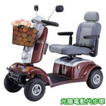 基業電行車業-光陽電動代步車