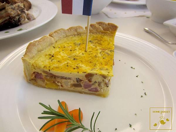烘布蕾-法式鹹派