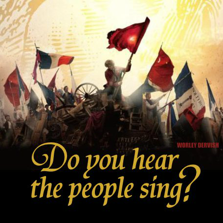 do you hear the people sing 中文 版