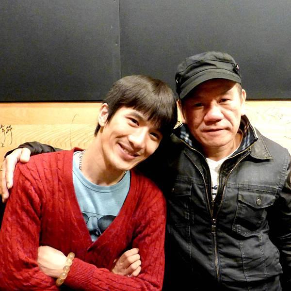 林可與趙傳的音樂人生故事