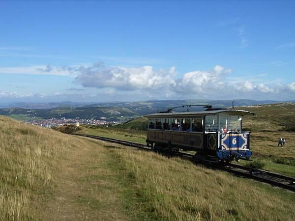 威爾斯纜車,世界僅存的三條之一
