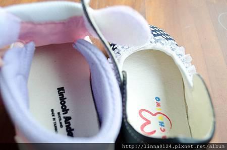 鞋內裡比較