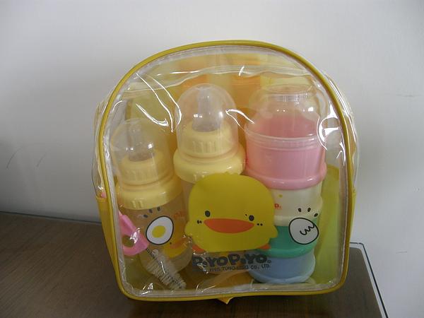 黃色小鴨奶瓶外出組MIT