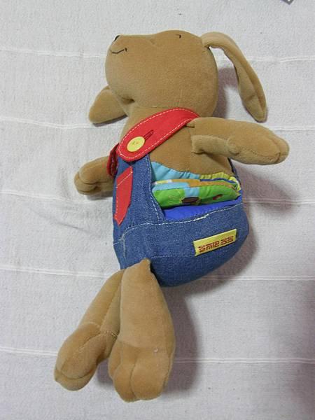 小兔兔布書