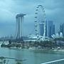 2012新加坡之旅-1.31(觀景摩天輪)-01(鳥瞰圖[七星半月飯店])