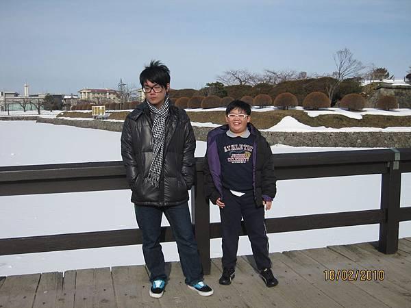 99.2-北海道-五稜星之夢護城河-1.JPG