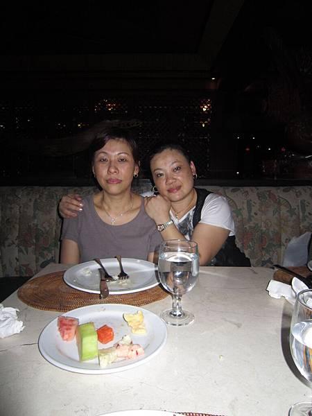 2011.1.29~2.2-峇里島-1-The Patra Resort Bali Villa Hotel-3(自助晚餐.JPG