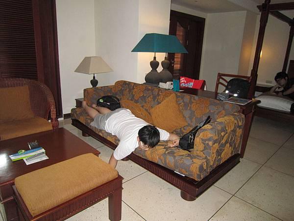 2011.1.29~2.2-峇里島-2-The Patra Resort Bali Villa-2(Hotel Room).JPG