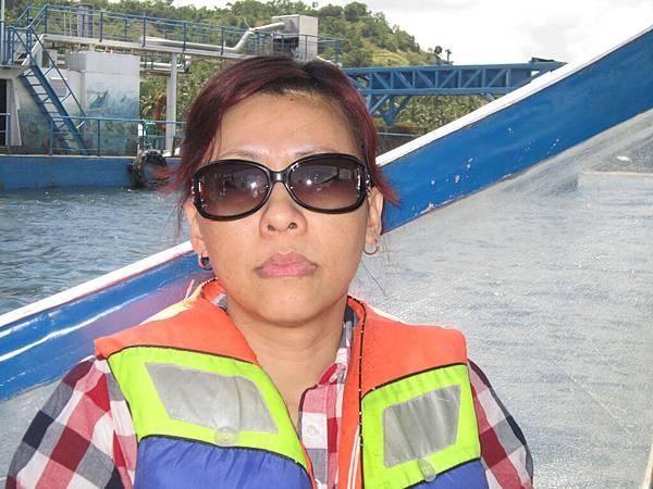 2011.1.29~2.2-峇里島-2-星願灣日遊-2-23(亞特蘭提斯號潛艇接駁船~Amy).JPG