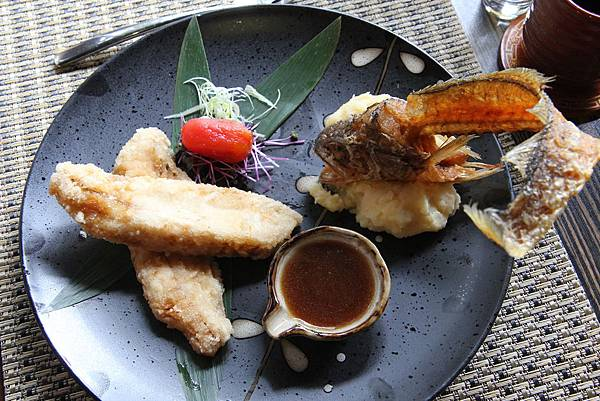 第三道--大帥黃花魚