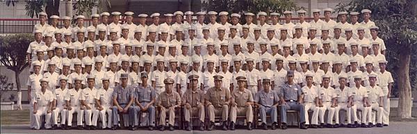 海軍267梯次結訓留念(1978.07.18)