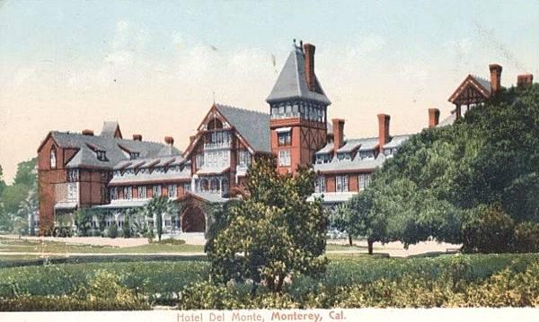 10502 Hotel Del Monte 1880年代(網路)