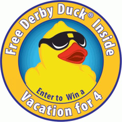 20001 300 Derby Duck