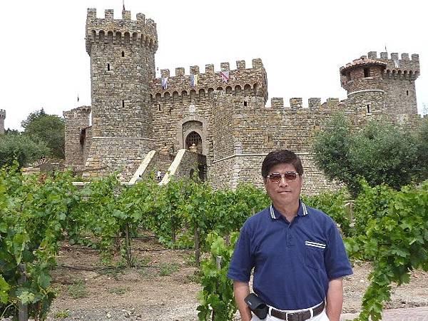 14 550 Castello di Amorosa