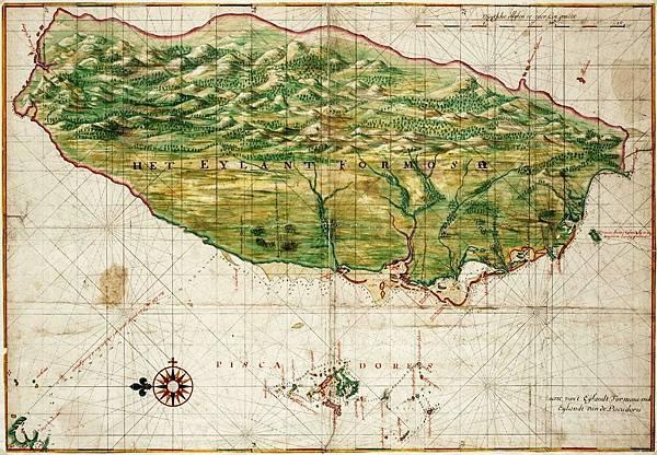 27203 110  1640s 荷蘭人所繪福爾摩沙.jpg