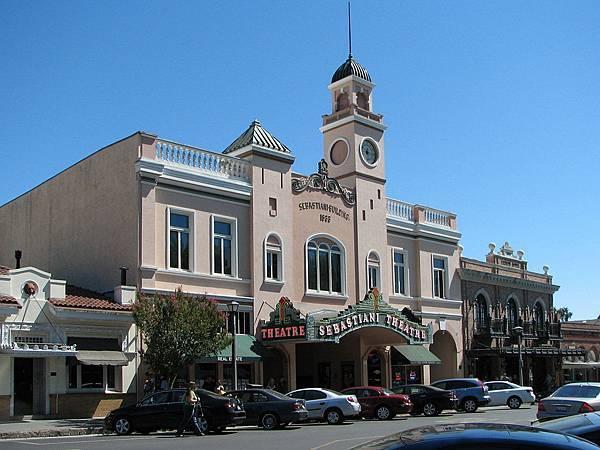 368 820 Sonoma老劇院Sebastiani Theatre.jpg