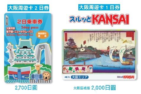 Osaka Unlimited Pass