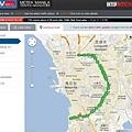 MMDA-google map