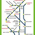 Manila BUS Route