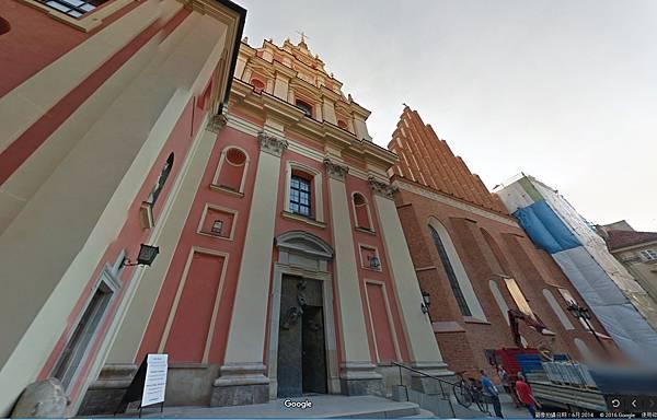 老城耶穌會教堂