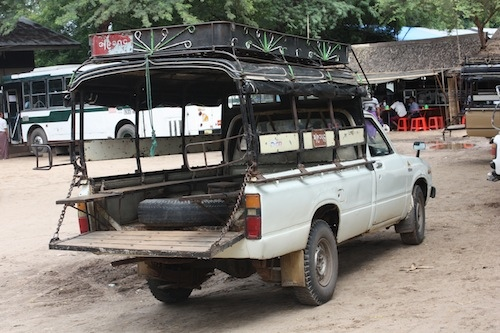 bagan_transport_pickup